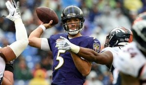 Burleson: Ravens' red zone offense has been perfect in 2018
