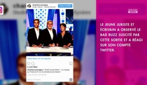 Charles Consigny vs Kiddy Smile  : le clash continu sur Twitter