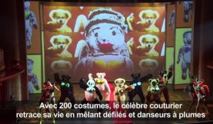 "Paris: Jean-Paul Gaultier fait son "" Fashion Freak Show"""