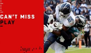 Can't-Miss Play: Corey Davis gets UP to catch game-winning TD