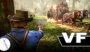 RED DEAD REDEMPTION 2 : Nouvelle Bande Annonce de Gameplay VF