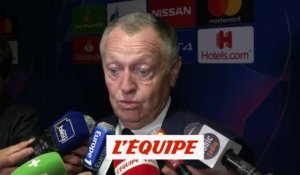 Aulas «Donetsk plus fort que City» - Foot - C1 - OL