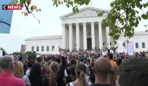 Manifestants en colère à Washington pour la confirmation de B. Kavanaugh