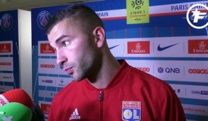 PSG-OL : Anthony Lopes plaide coupable