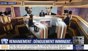 Remaniement: dénouement imminent