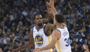 GAME RECAP: Warriors, 108, Thunder 100