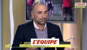 J. Alonso «Lyon ? La qualification est possible, au mieux» - Foot - L'Equipe d'Estelle