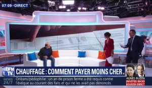 Chauffage: comment payer moins cher ?