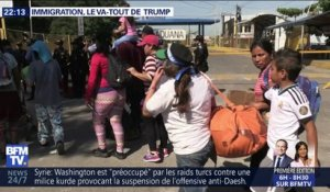 Immigration, le va-tout de Donald Trump