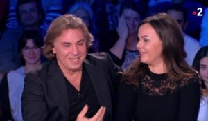 VIDEO. Oops ! La gaffe de Laurent Ruquier qui a failli faire éclater une dispute de couple dans On n'est pas couché