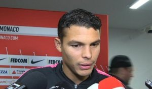 "FOOTBALL: Ligue 1: 13e j. - Thiago Silva : ""Cavani, c'est inexplicable"""