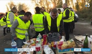 "Gilets jaunes"" : que va-t-il advenir du mouvement ?"