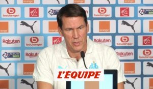 Garcia «On a besoin d'un grand Mandanda» - Foot - L1 - OM