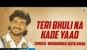 Teri Bhuli Na Yaad | Mohammed Buta Khan | Official Full Audio Song | Hit Punjabi Songs | Finetone