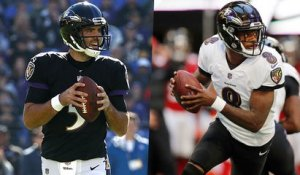 Rapoport: Flacco's limited practices indicate that Jackson will start
