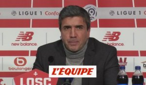 Guion «Il y a simulation» - Foot - L1 - Reims