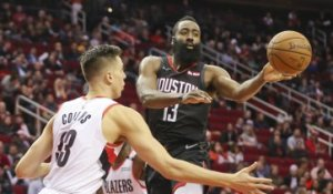 GAME RECAP: Rockets 111, Trail Blazers 103