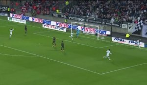 But de Saman  Ghoddos Amiens SC vs Stade de Reims  (4-1)  2018-19