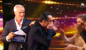 Incroyable Talent : Regardez la victoire de Jean-Baptiste Guegan, sosie vocal de Johnny Hallyday , hier soir en direct sur M6