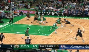 Milwaukee Bucks at Boston Celtics Raw Recap