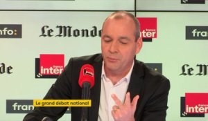 Laurent Berger, CFDT, et la question fiscale