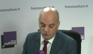 "Jean-Michel Blanquer : ""Il faut en appeler au respect des institutions"""