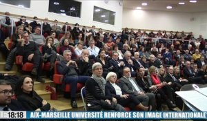 L'université d'Aix-Marseille renforce son image internationale