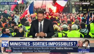Ministres: Sorties impossibles (3/3)