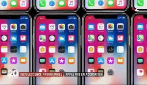Obsolescence programmée : Apple mis en accusation