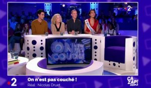 Miss France se prend un râteau en direct !