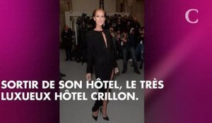 PHOTOS. Fashion Week de Paris : tous les looks mode de Céline Dion