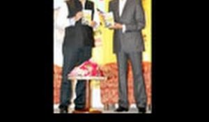 Amitabh Bachchan at Vipul Mittra book The dreamer chaser's launch