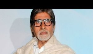 Amitabh Bachchan takes the divine path