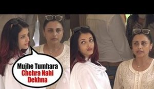 Aishwarya Rai BADLY IGNORES Rani Mukerji over Abhishek Bachchan Marriage Fight