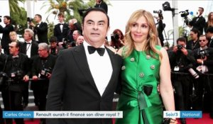 Carlos Ghosn : Renault aurait-il financé son dîner royal ?
