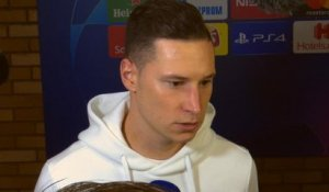 "Draxler : ""On va finir ça au Parc"""