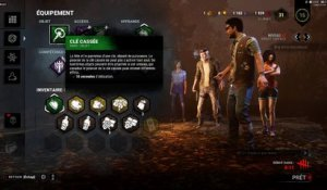 Dead by Daylight - Up lvl 50 avec Dwight #2 (14/02/2019 18:27)