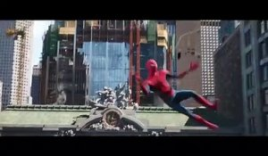 Spider-Man : Far from Home - Trailer Multiverse