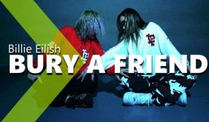 Billie Eilish - bury a friend / LIGI & ISOL Choreography