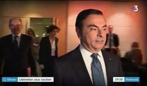 Carlos Ghosn : l'ex-grand patron libéré sous caution au Japon