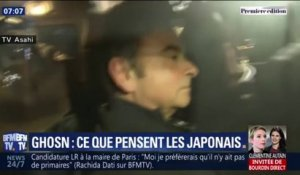 Carlos Ghosn: les japonais s'expriment sur ses conditions de détention