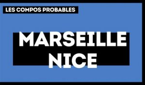 OM - OGC Nice : les compositions probables
