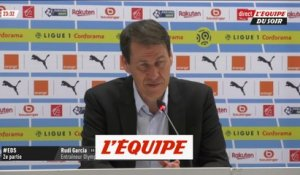 Garcia «Quand on a un buteur comme Balotelli...» - Foot - L1 - OM