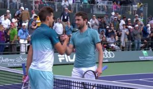 ATP - Indian Wells 2019 - Gilles Simon n'a rien pu faire contre Dominic Thiem