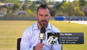 Eric Weddle explains why he chose to sign with the Rams
