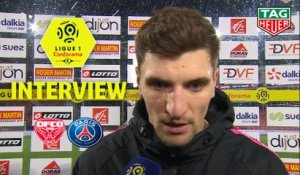 Interview de fin de match : Dijon FCO - Paris Saint-Germain (0-4)  - Résumé - (DFCO-PARIS) / 2018-19