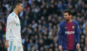 LdC : Bruno Genesio évoque le duel Messi-CR7