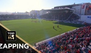 TOP 14 - Le Zapping de la J19- Saison 2018-2019