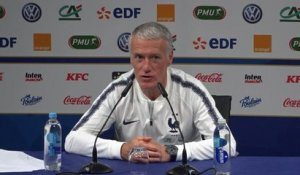 "Bleus - Deschamps : ""La Moldavie va jouer sa chance à fond"""