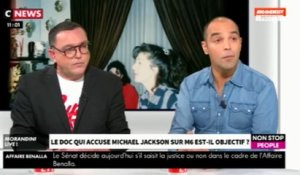 "Morandini Live - Michael Jackson : ""Leaving Neverland"" un documentaire mensonger ? (vidéo)"